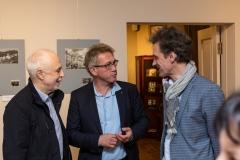 Pokalbis apie dailės istoriką ir kritiką M. Vorobjovą