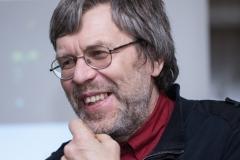 """Parodos """"M. K. Čiurlionis – pirmasis lietuvių kosmonautas"""" atidarymo vakaras."""