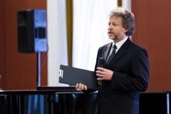 """Koncertas ,,Čiurlionis modernėjančioje Lietuvoje"""" Čiurlionio namų direktorius Rokas Zubovas"""