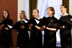 """Koncertas ,,Čiurlionis modernėjančioje Lietuvoje"""" Vilniaus Čiurlionio namų choras"""