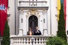 Pirmosios lietuvių dailės parodos pastogė – Petro Vileišio rūmai.