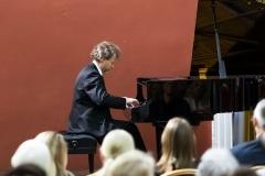 """Koncertas ,,Čiurlionis modernėjančioje Lietuvoje""""  Pianistas Rokas Zubovas"""