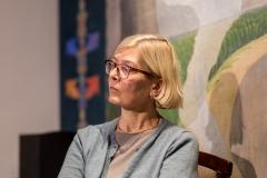 Pokalbis apie dailės istoriką ir kritiką M. Vorobjovą: Dailės istorikė prof. dr. Giedrė Jankevičiūtė
