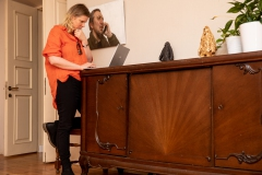 """Vilniaus galerijų savaitgalio speciali paroda """"Kita oda"""". Foto K. Pleita"""