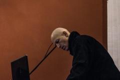 """Lietuva tarp """"Tautinės giesmės"""" ir """"Odės džiaugsmui"""" – solidi diskusija tapatybės klausimais. Elektroninės muzikos atlikėjas ir kompozitorius, neoflamenko šokėjas, aktorius Philas Vonas"""