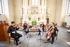 """Festivalio ,,Europos muzikos takai"""" koncertas Vilniaus evangelikų liuteronų bažnyčioje"""