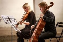 """Festivalio ,,Europos muzikos takai"""" koncertas Vilniaus Švč. Mergelės Marijos Ramintojos bažnyčioje"""