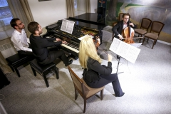 """Festivalio ,,Europos muzikos takai"""" koncertas M. K. Čiurlionio namuose"""