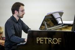 """Festivalis ,,Europos muzikos takai"""" koncertas V. Kasiulio dailės muziejuje"""