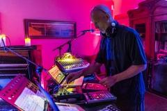 """Kultūros naktis 2019. Muzikinė meditacija """"Ataidantys Druskininkų peizažai"""". Elektroninės muzikos kompozitorius  Phil Von"""