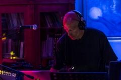 """Kultūros naktis 2019. Muzikinė meditacija """"Ataidantys Druskininkų peizažai"""". Elektroninės muzikos kompozitorius  - Phil Von."""