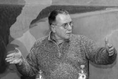 Pokalbis apie Vilniaus miesto istorijos reliktus. Menotyrininkas Saulius Pilinkus