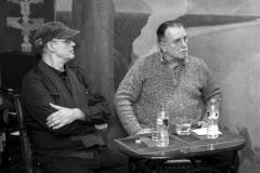 Pokalbis apie Vilniaus miesto istorijos reliktus. Menotyrininkas Saulius Pilinkus kalbina Vilniaus tyrinėtoją Darių Pocevičių