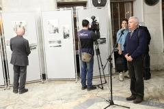 """Parodos """"M. K. Čiurlionis – fotografas: nežinomi kūrybos puslapiai"""" pristatymas Samaroje"""