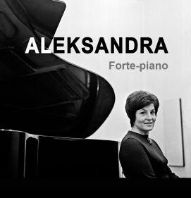 Aleksandra. Forte – piano