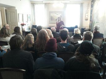 In 2014. 13 May. M. K. Čiurlionis home held an international seminar