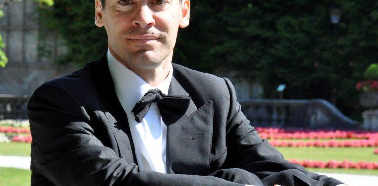 M. K. Čiurlionio namai kviečia į italų pianisto Marco Alesi koncertą