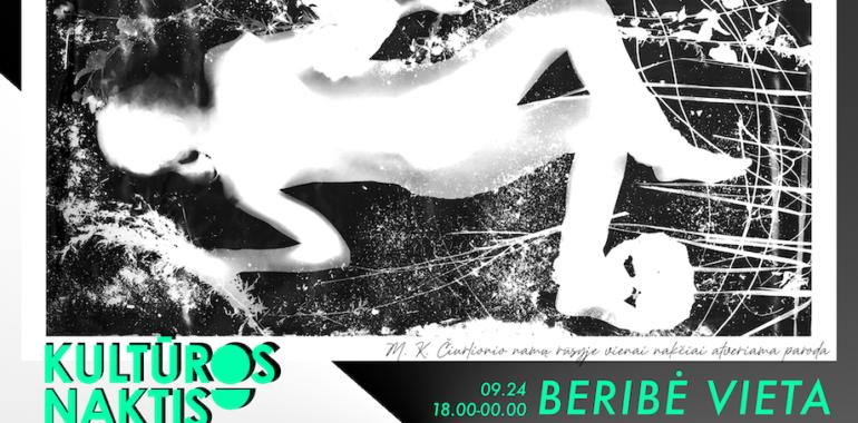 Paroda BERIBĖ VIETA | Kultūros naktis 2021